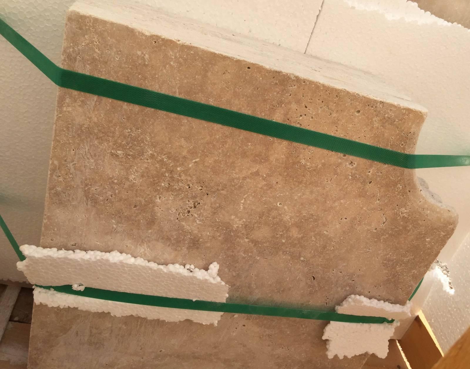 Travertin avignon 84 vaucluse taille et vente de pierres naturelles pr s de montpellier - Piscine mosaique verte avignon ...
