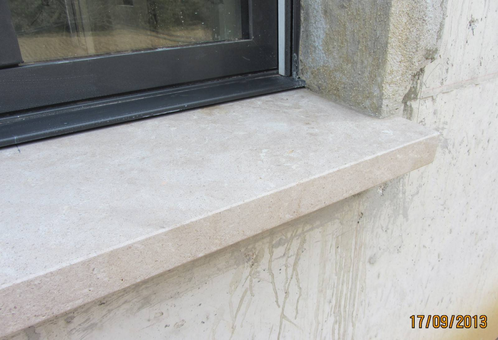 Bord De Fenetre Interieur seuil, appui de fenêtre en pierre naturelle, uzès gard 30