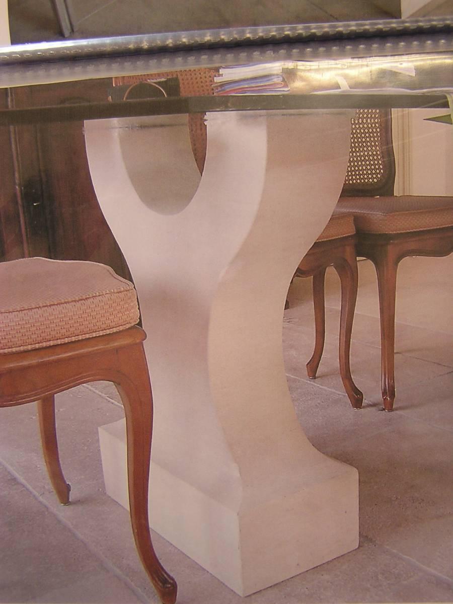 Plateau De Table En Pierre Naturelle plateau de table en pierre naturelle et marbre, uzès gard 30
